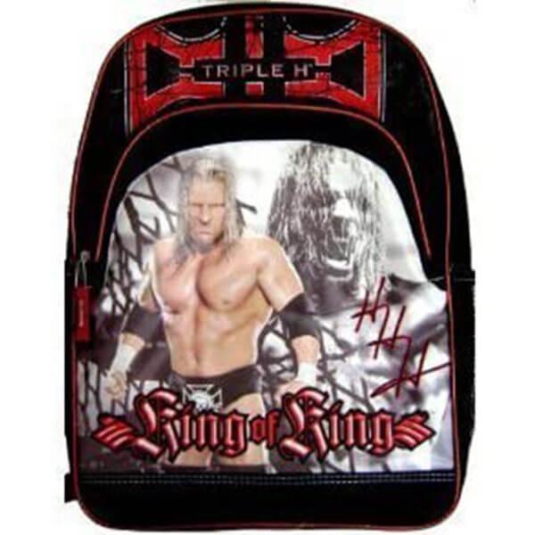 Large Sized WWE Triple H Backpack