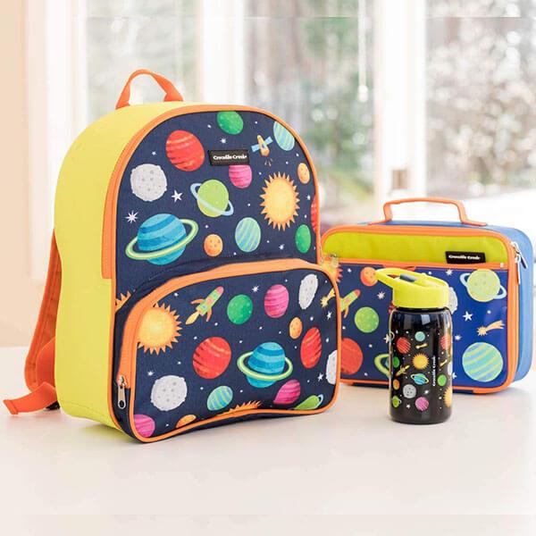 3 in 1 Solar System Backpack Set