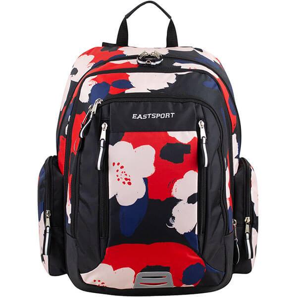 Floral Bob Spacious Backpack