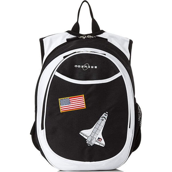 NASA Spaceship Backpack