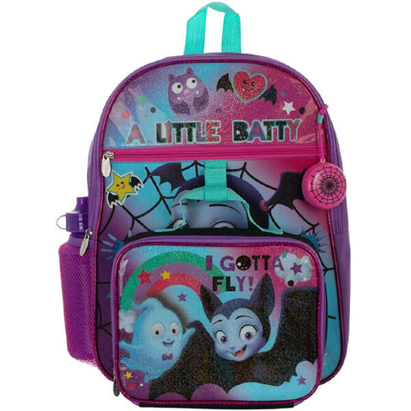 5 In 1 Combo Vampirina Backpack