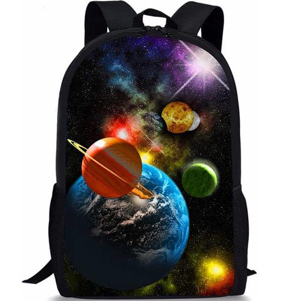 3D Spectacular Solar System Backpack