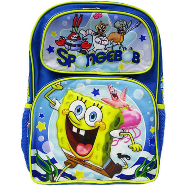 SpongeBob-Smooth Sailing Backpack