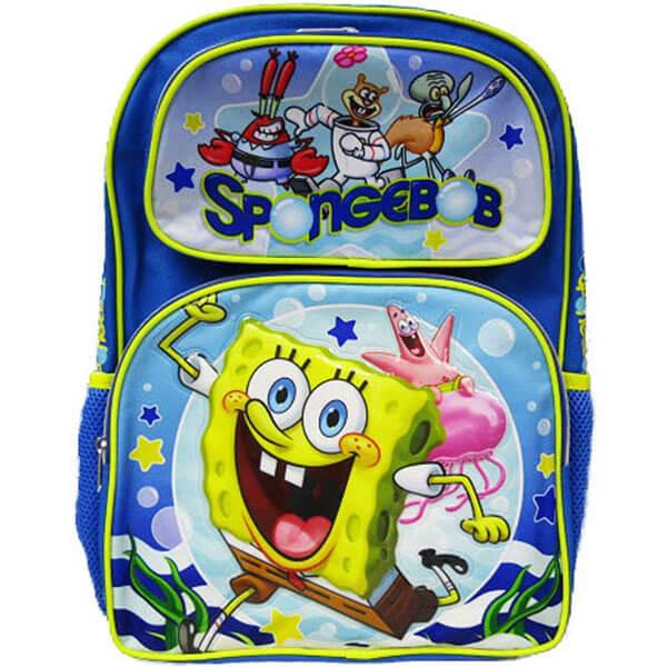 SpongeBob-Smooth Sailing Backpack