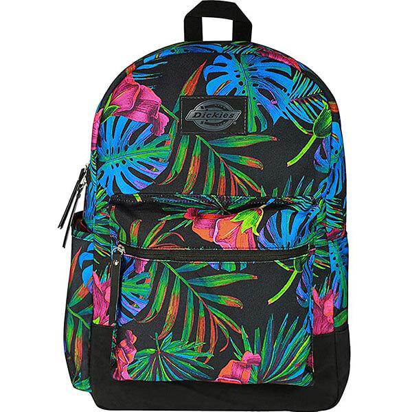 Artificial Leather Hawaiian Backpack