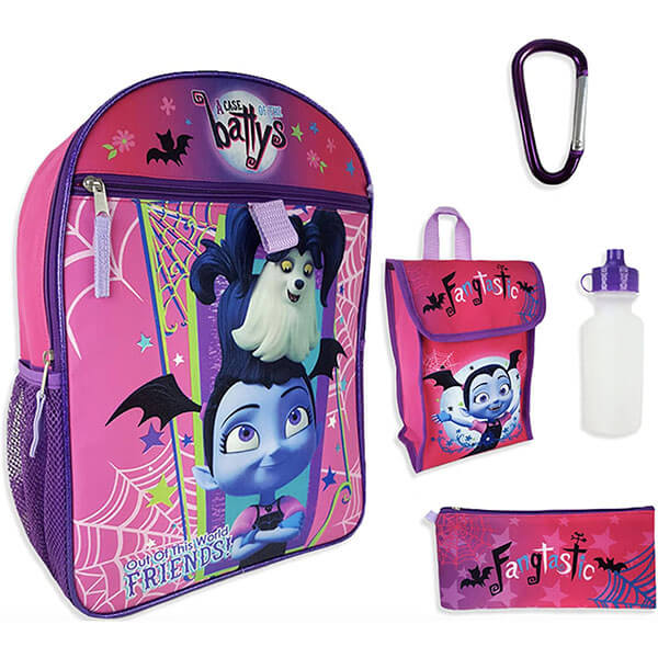 Battys Fangtastic Girls Vampirina Backpack