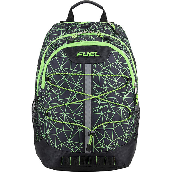 Front Bungee Sports Spacious Backpack