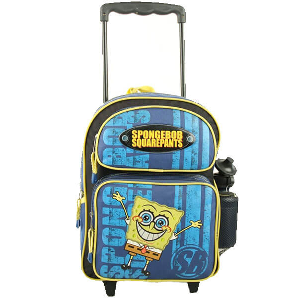 Rolling SpongeBob Squarepants Backpack