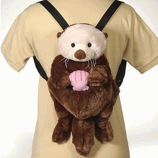 Travel Buddy Sea-Otter Backpack