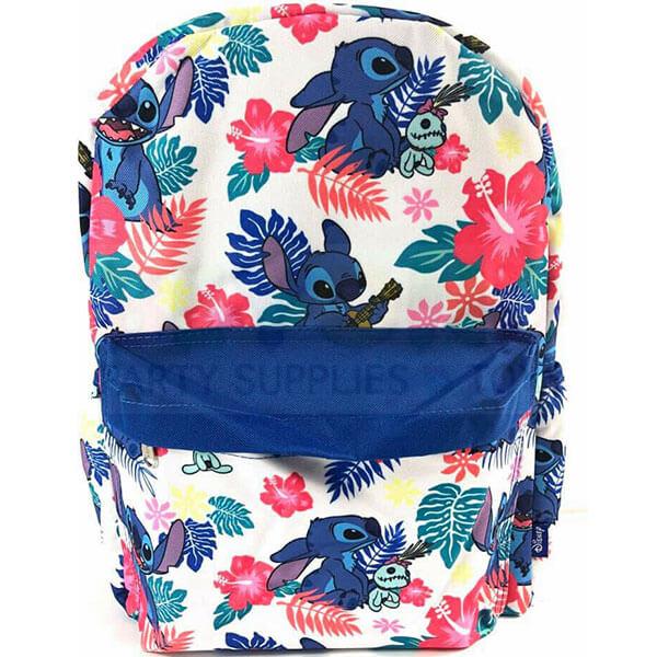 Rabbit All Over Hawaiian print Backpack