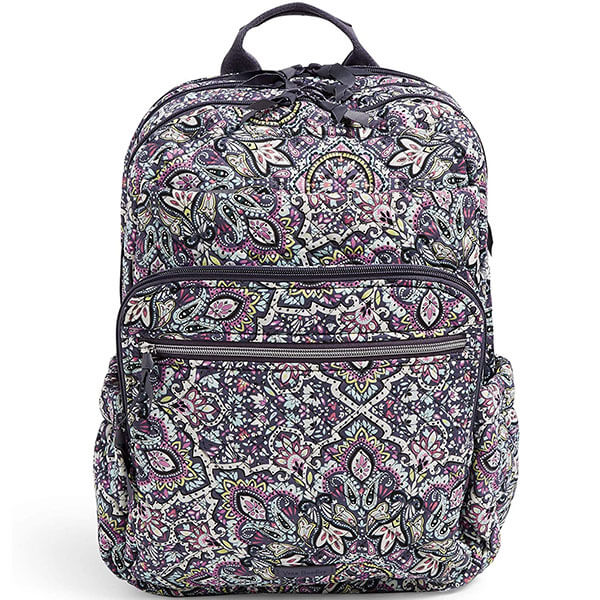 Extra Large Cotton Tapestry Backpack