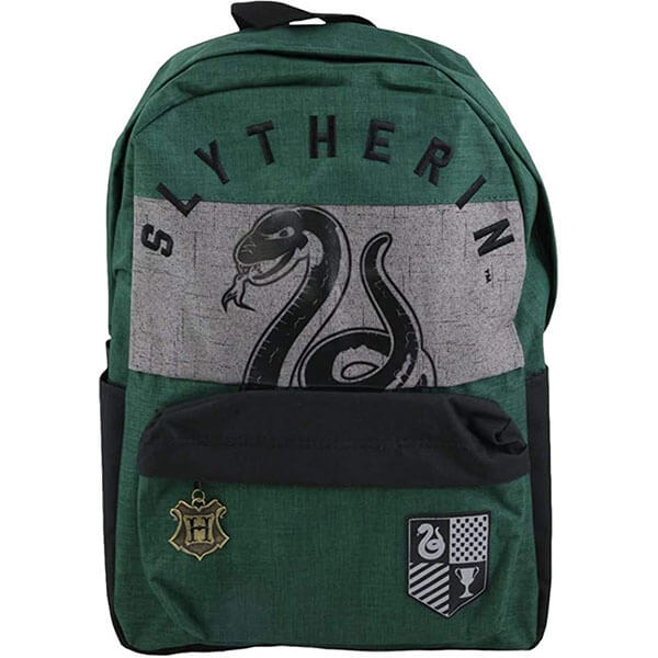 Harry Potter Slytherin Laptop Backpack