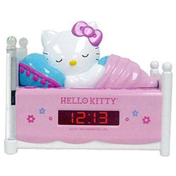 Hello Kitty Alarm