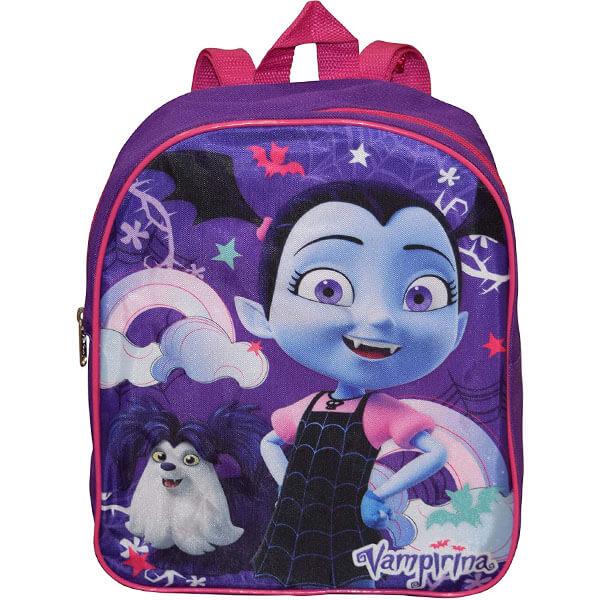 Lightweight Wolfie Vampirina Bookbag for Girls