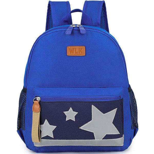 Small-Sized Waterproof Star School Backpack