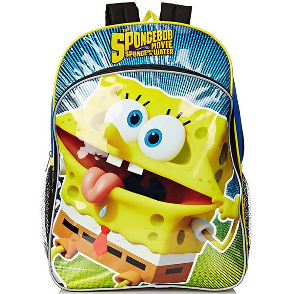 SpongeBob Making Silly Face Backpack