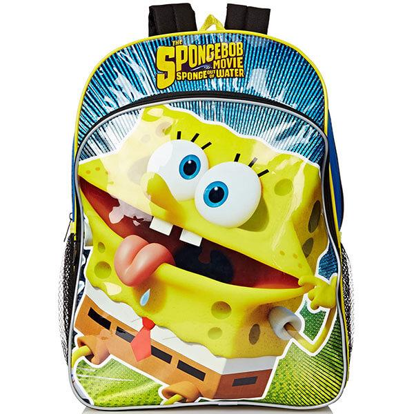 SpongeBob Making Silly Face Backpack