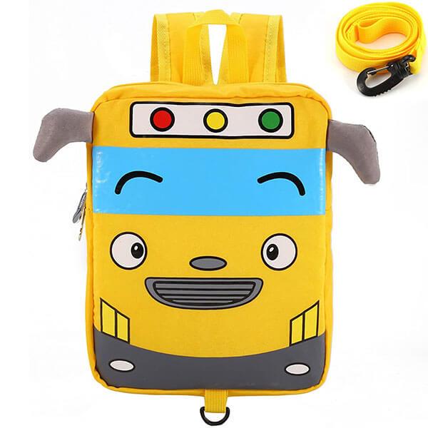 Waterproof Nylon Preschool Backpack Safety Leash