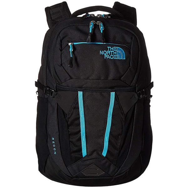 Black Heather- The North Face Backpack