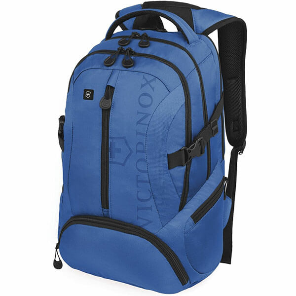 Classic Blue Utility Backpack for Outdoor