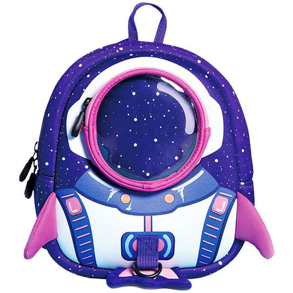 Anti-Lost Toddlers' Neoprene Spaceship Backpack
