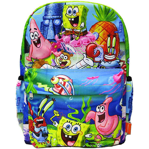 Bikini Bottom Adventures Backpack
