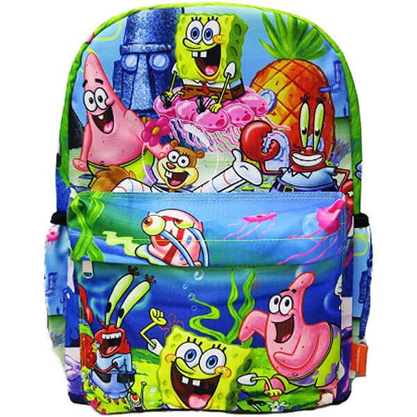 Bikini Bottom Adventures Backpack