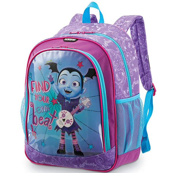 Girls Backpack with Musical Vampirina