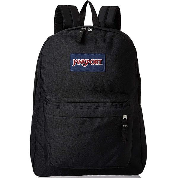 Jansport SuperBreak Polyester Classic Backpack