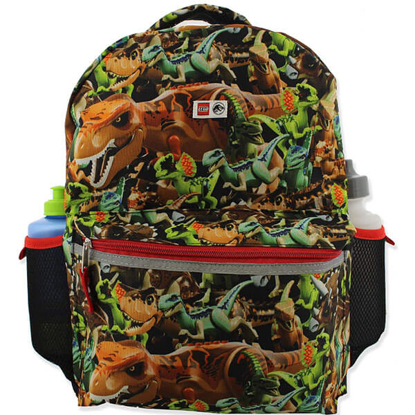Jurassic World Themed Cordura Backpack