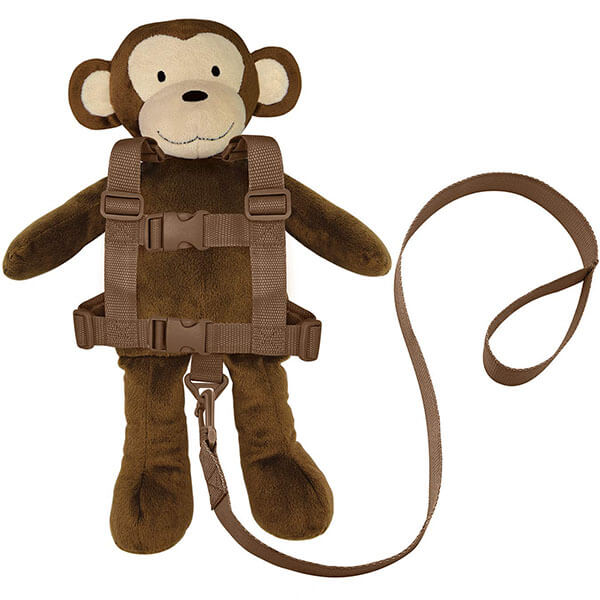 Monkey Safety Harness Backpack