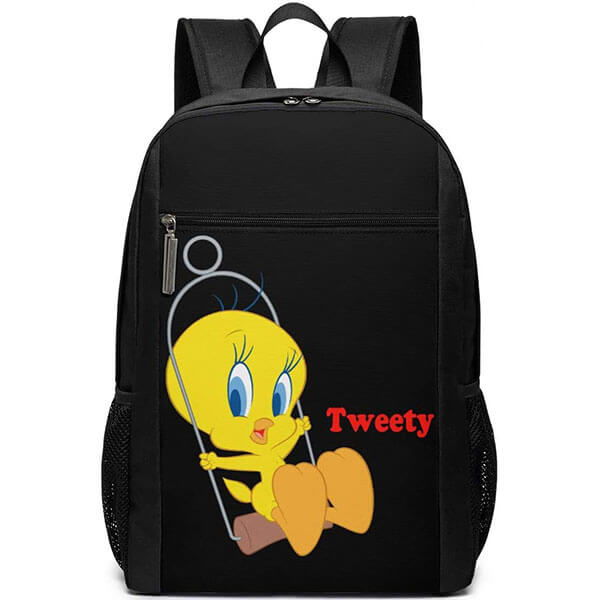 Swinging Tweety Bird Backpack for Outdoors