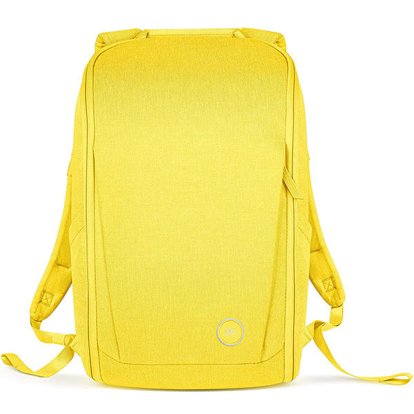 Wanderer Yellow Laptop Backpack