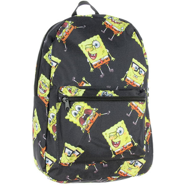 Cool SpongeBob Cartoon Backpack