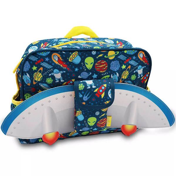 Kindergarten's Flying Rocket Backpack