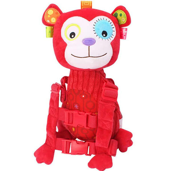 Monkey Harness Backpack for Toddler
