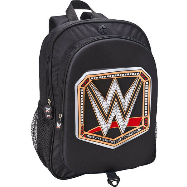 Official WWE Heavyweight Championship Backpack