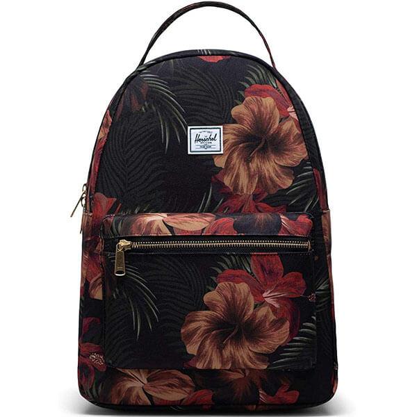 Floral Print Hawaiian Backpack