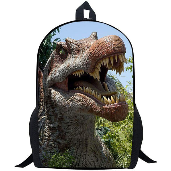 Light-weight Animal Printed Backpack for Adults