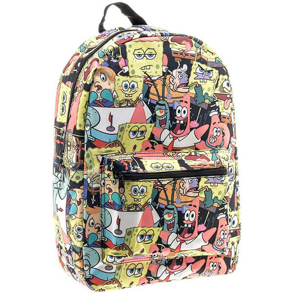 SpongeBob & His Friends Backpack