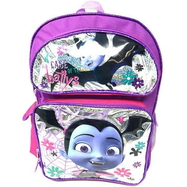 Battys Vampirina Canvas Girl's Backpack