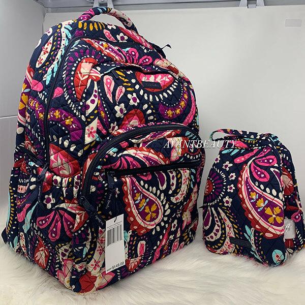 Paisley Cotton Tapestry School Essentials Set