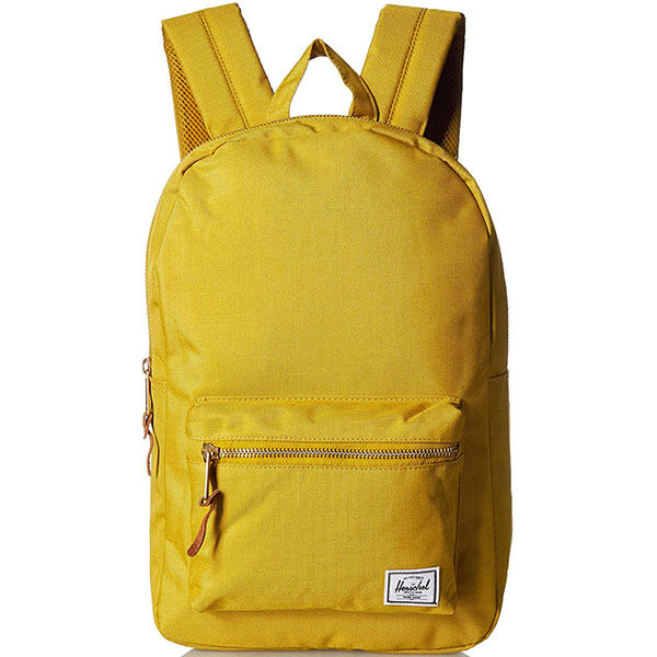 Herschel Settlement Yellow Backpack