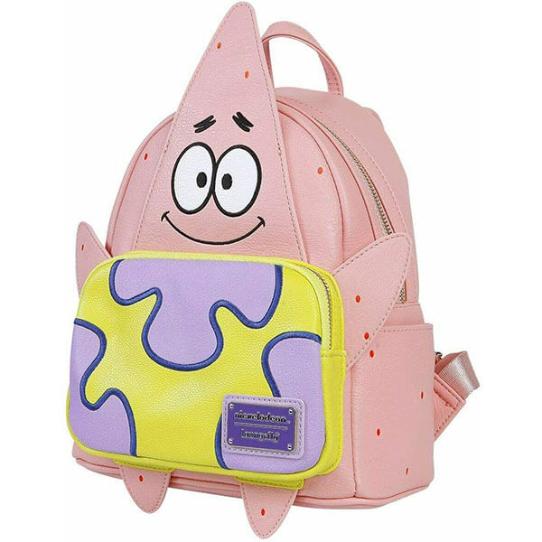 Patrick Leather Mini Backpack