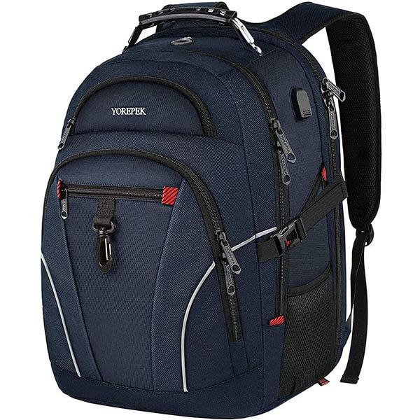 Water Resistant Backpack for School