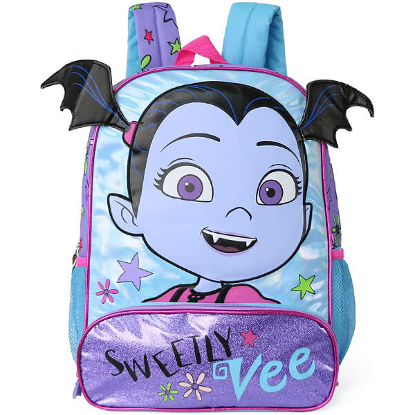 3D Sweetly Vee Eared Girl's Backpack