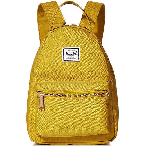 Arrow-wood Crosshatch Cotton Herschel Backpack