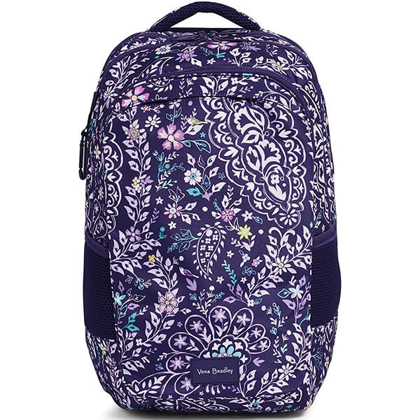 Belle Paisley Recycled Polyester Backpack