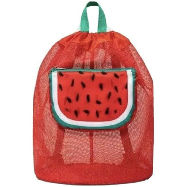 Red Colored Fruit Magic Backpack