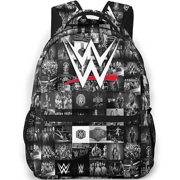 WWE Polyester School Backpack